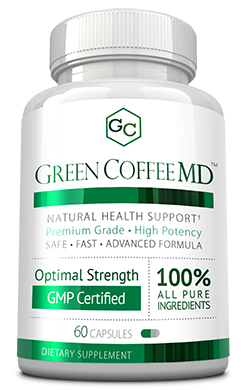 Green Coffee MD Risk Free Bottle